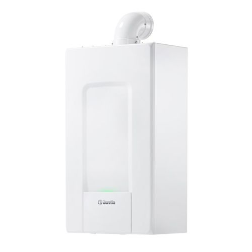 gas boiler / wall-mounted / residential / outdoor