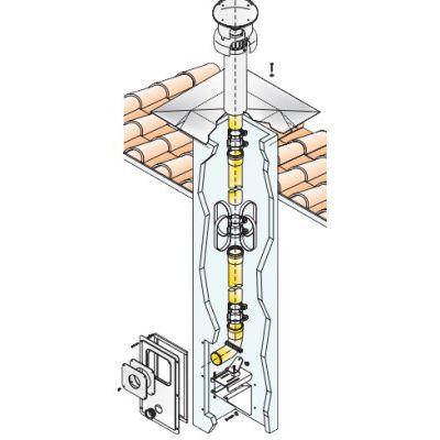 chimney flue