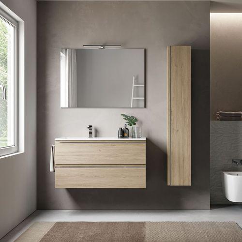 Contemporary Bathroom Cabinet System, Modern Bathroom Wall Cabinet