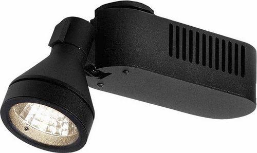 ceiling-mounted spotlight