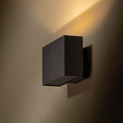 industrial style wall light