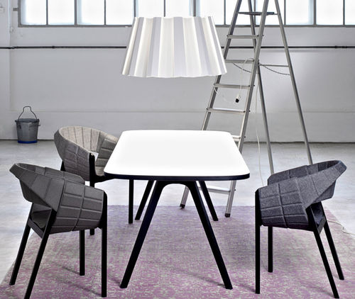 contemporary dining table - Wogg