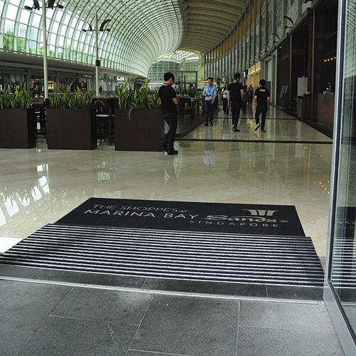 entrance mat for public buildings