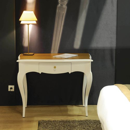 wooden desk / classic / for hotels