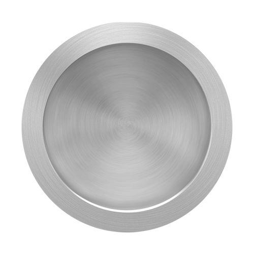 sliding door handle / stainless steel / contemporary