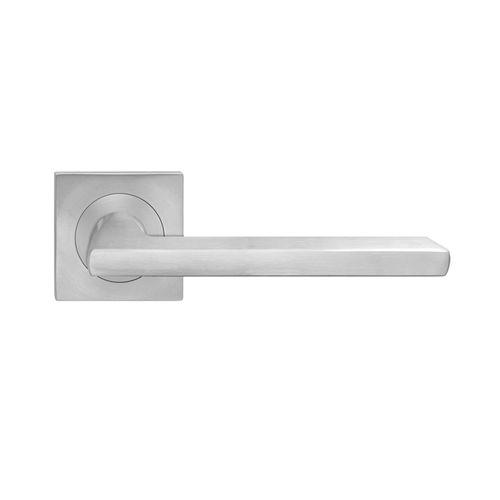 door handle / stainless steel / contemporary / home