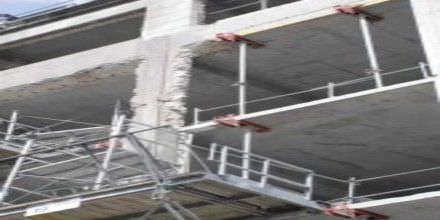 repair mortar / for concrete