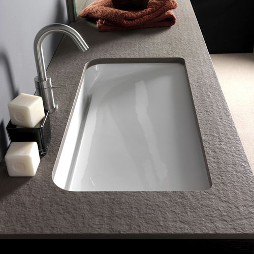 undercounter washbasin