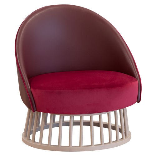 contemporary armchair - CMcadeiras