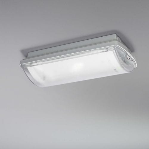 surface mounted emergency light