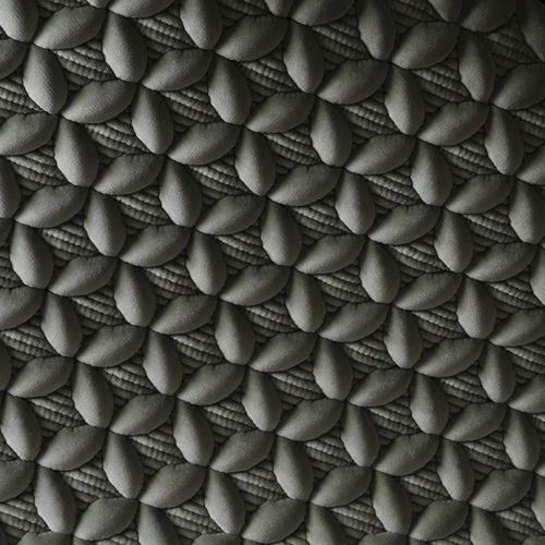 upholstery fabric / geometric pattern / FR polyester
