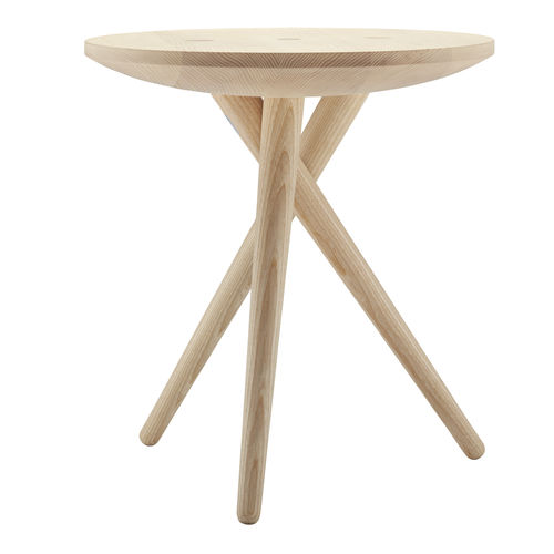 contemporary side table - THONET