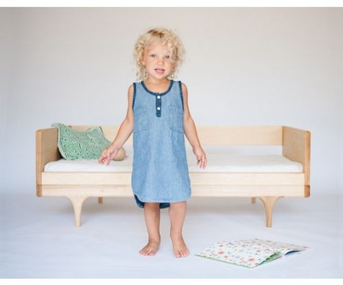 single bed / contemporary / child's / plywood
