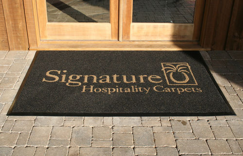 commercial entrance mat / rubber