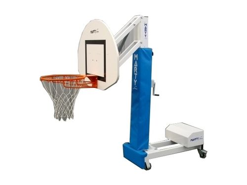 mobile basketball hoop