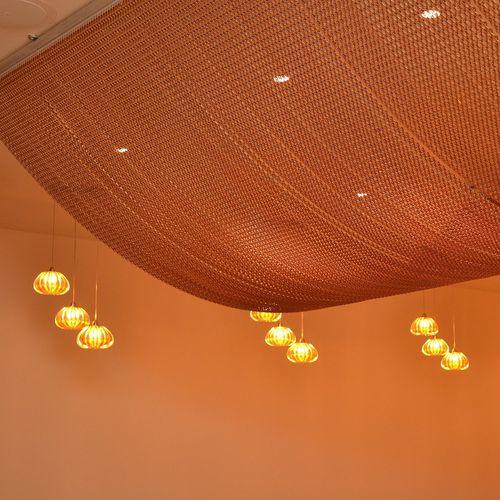 metal stretch ceiling