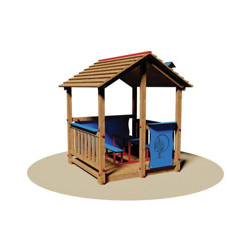indoor playhouse / garden