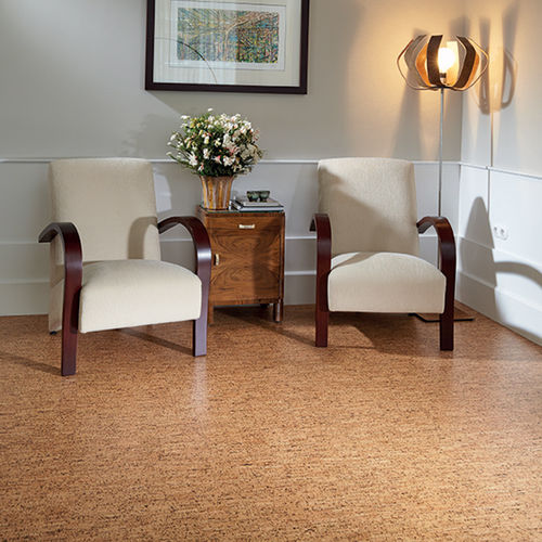 cork flooring / residential / tertiary / strip