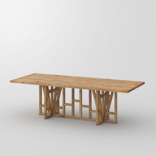 rectangular dining table - vitamin design (Dona Handelsges. mbH)