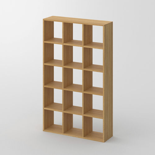 room divider shelf