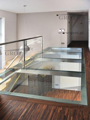 glass mezzanine