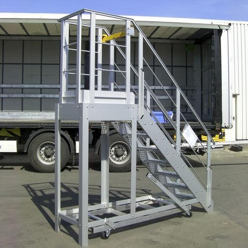 storage platform / outdoor / work