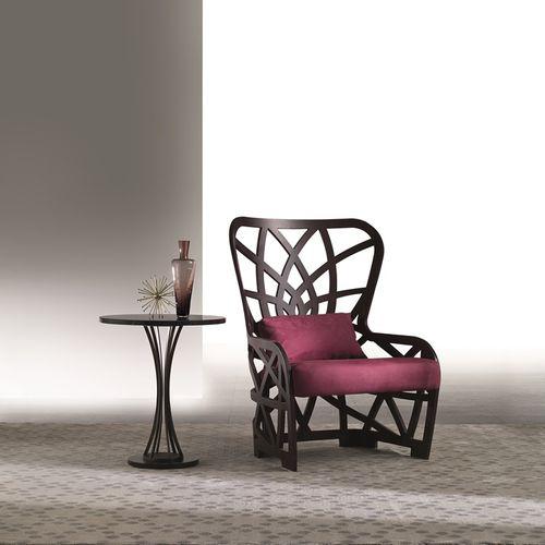 contemporary armchair - CARPANELLI