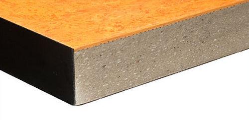 calcium sulfate raised access floor / high-resistance / indoor