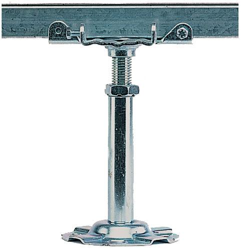 adjustable raised floor pedestal