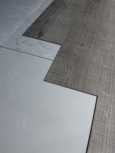 PVC raised access floor / indoor