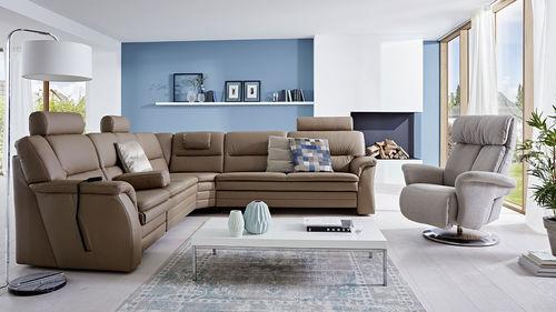 modular sofa / corner / bed / contemporary