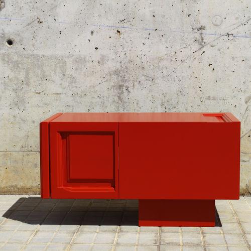 contemporary television cabinet - ICI ET LA