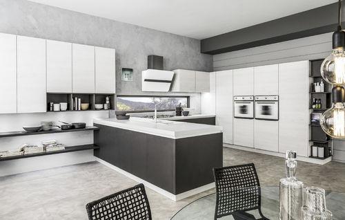 contemporary kitchen - Arrex