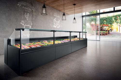 refrigerated display counter - frigomeccanica