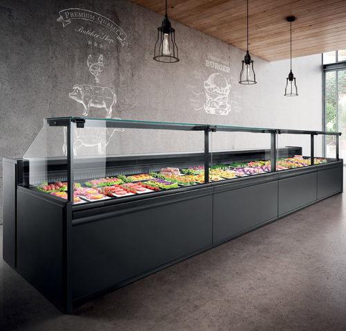 refrigerated display counter - frigomeccanica