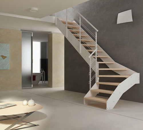quarter-turn staircase - CAST DESIGN