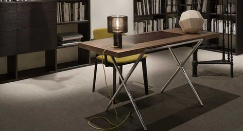 wooden desk - LEMA Home