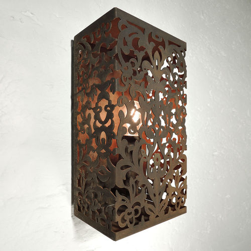 contemporary wall light