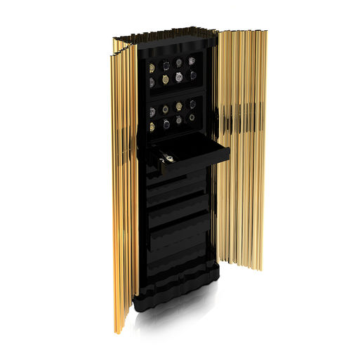 safe with watch winder / free-standing