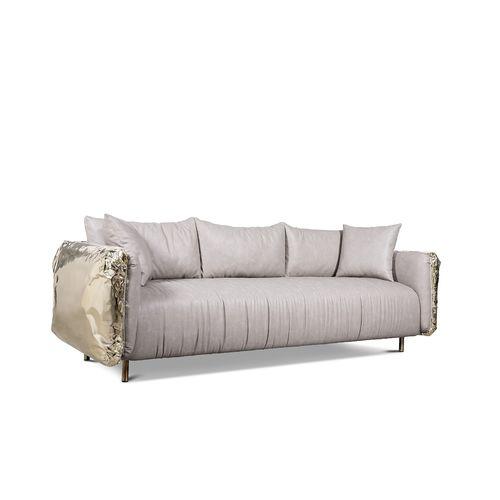 contemporary sofa - BOCA DO LOBO