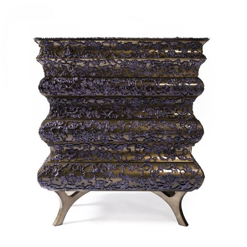 New Baroque design chest of drawers