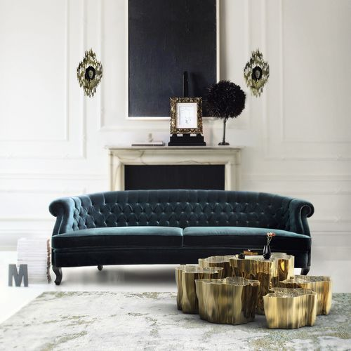 contemporary coffee table - BOCA DO LOBO