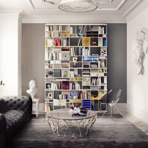 modular bookcase - BOCA DO LOBO