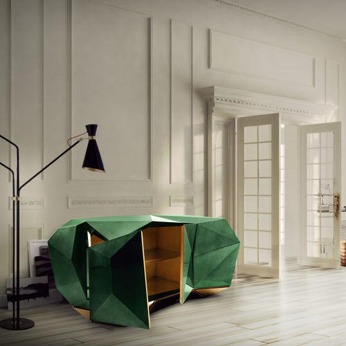 New Baroque design sideboard - BOCA DO LOBO