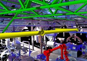 Design Software Pointsense Plant Faro Measurement Autocad 3d