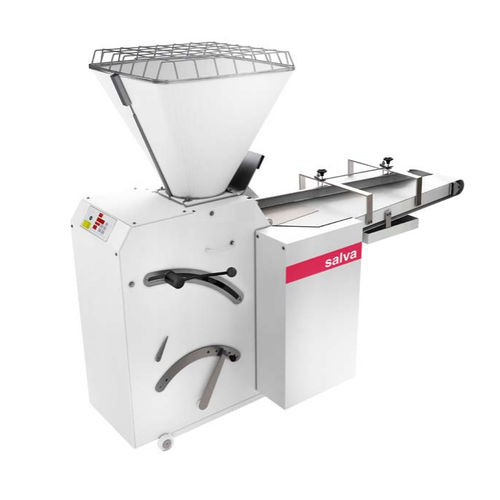 semi-automatic dough divider-rounder