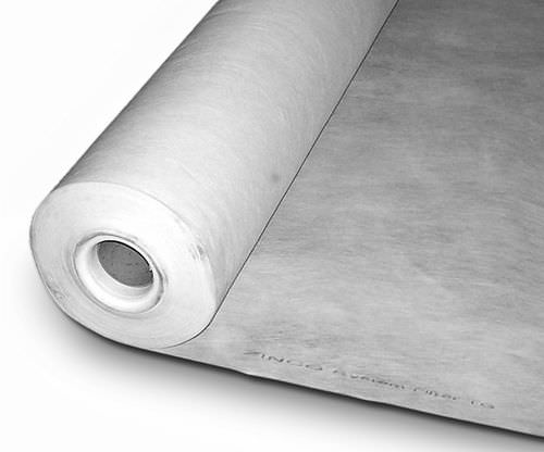 non-woven geotextile / polypropylene / drainage / green roof