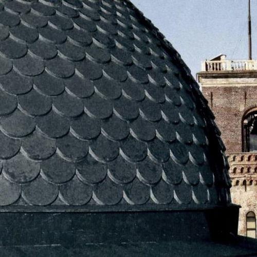 Flat Roof Tile Italian Balfin Srl