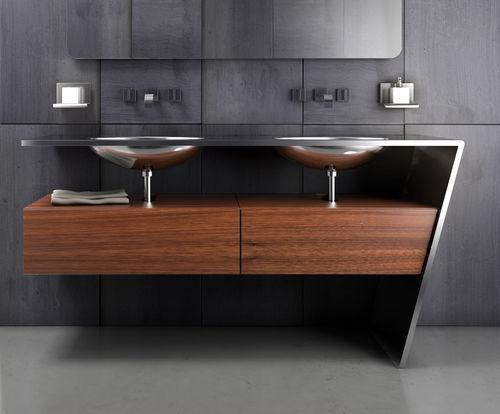 double washbasin cabinet - Componendo
