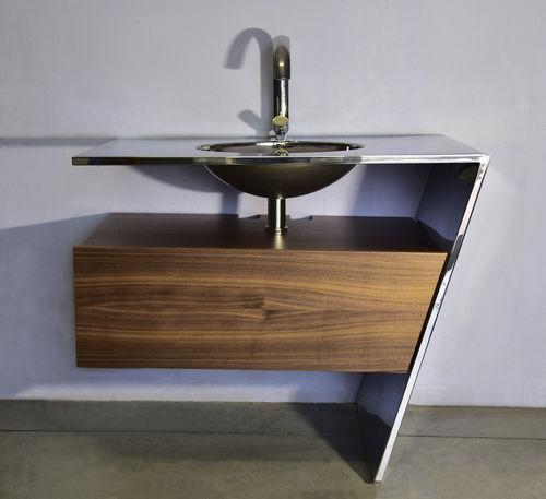 wall-hung washbasin cabinet - Componendo